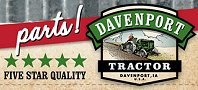Davenport Tractor: Parts for antique John Deere tractors