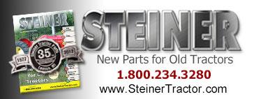 Steiner Tractor Parts