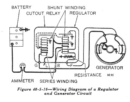 1960 Ford Voltage Regulator Wiring